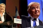 France : Donald Trump a apporté un soutien « tacite » à Marine Le Pen