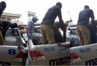 Côte d'Ivoire – Cocody : Surpris par la servante, un voleur se met tout nu et joue au fou