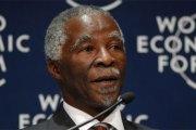 Afrique du sud | Politique:  L'ex-président Mbeki appelle à voter contre Jacob Zuma