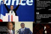 Afrique: Réactions de Présidents africains, après la victoire de Macron
