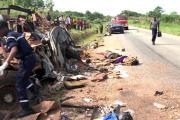 Burkina Faso:  18 morts et  4 blessés graves dans un accident de circulation à quelques kilomètres de Pô