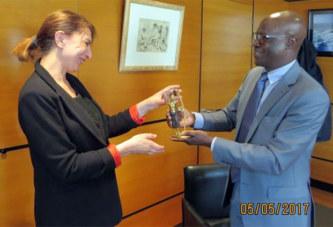 Coopération décentralisée France/Burkina Faso:  Alain Ilboudo visite la région du grand-ouest