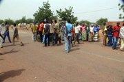 Kongoussi : Des manifestants exigent le départ de deux responsables de Bissa Gold