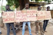 Grève à l'hôpital de Bobo : Des OSC menacent de fermer les cliniques