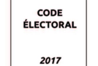 Nouveau code électorale: « C'est pire que la modification de l'article 37 et le sénat»