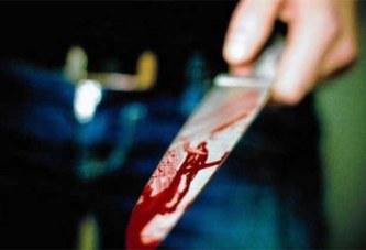 Après une rupture amoureuse, un jeune homme se poignarde en plein cœur