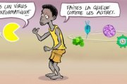 Le Burkina Faso, pays des Hommes hackés