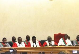 Haute cour de justice du Burkina Faso: «De la brutalité, de l'arrogance et du mépris total»