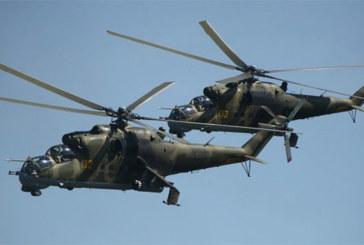 Armement : La Côte d'Ivoire réceptionne des hélicoptères MI-24, bientôt