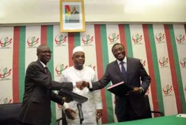 Chambre de Commerce et d'industrie du Burkina Faso : un nouveau directeur général officiellement installé