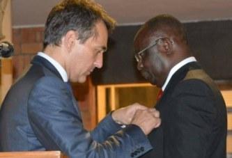Burkina Faso : Me Barthélémy  Kéré elevé au rang de chevalier de la Légion d'honneur française