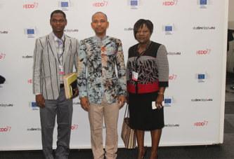 Journées européennes du développement:  La réalisatrice Valérie Kaboré défend la place de l'art et de la culture dans le progrès économique