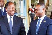 Démission d'Alphonse Soro: Le torchon brûle entre Ouattara et Soro