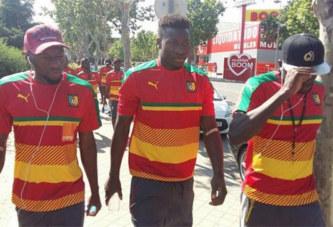 Coupe de la Confédération : Cameroun – Colombie en amical ce mardi