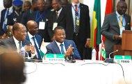 Le président togolais Faure Gnassingbé élu à la tête de la Cédéao