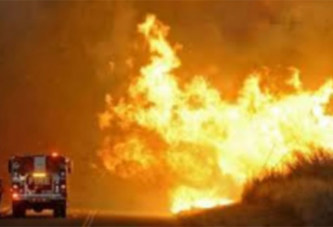 Fada N'Gourma: trois dépôts de carburant illicite partent en fumée