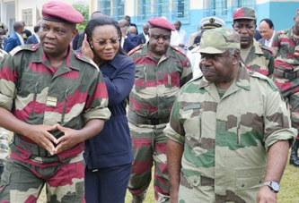 Tentative de coup d'état au Gabon