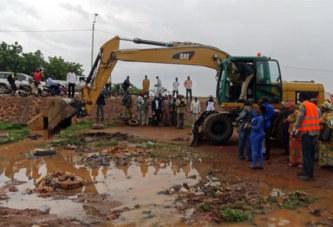 Prévention des inondations à Ouagadougou: des travaux d'assainissement de près 2 milliards FCFA à la Patte d'Oie
