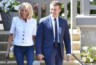 Brigitte Macron sur son mari : «Personne n'est parfait»