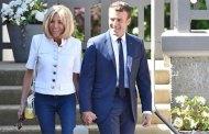 Brigitte Macron sur son mari :