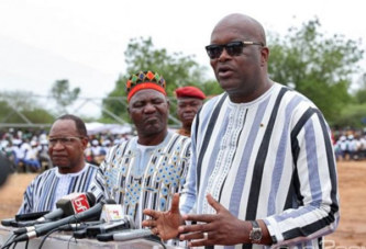 Burkina Faso: Violences au tribunal de Manga, le président Kaboré appelle à respecter la loi
