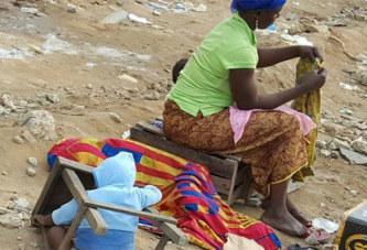 Côte d'Ivoire: L'accusant d'avoir volé ses 22.250 frs, un homme frappe sa femme à la machette, et jette son bébé