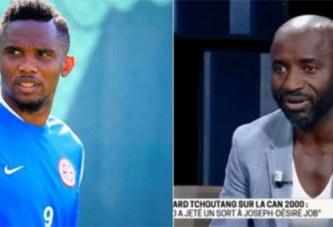 Bernard Tchoutang: « Je n'ai jamais traité Samuel Eto'o de marabout »