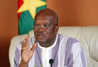 Débat sur le F Cfa, Roch Kaboré se démarque: « Nous pouvons avoir notre monnaie sans la France »