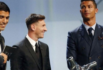 Lionel Messi s'exprime sur sa rivalité avec Cristiano Ronaldo