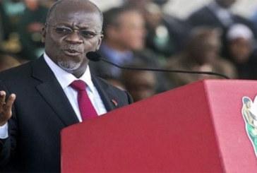 Tanzanie : Le président John Magufuli suscite la colère des femmes. Découvrez la raison !