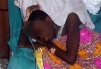 Côte d'Ivoire: La petite Adjoua a succombé de sa tumeur de l'os à la cuisse droite