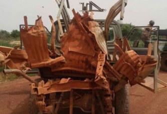 Burkina Faso: Au moins trois morts et deux blessés dans l'explosion d'un véhicule militaire