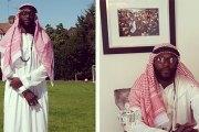Adebayor: « Voici les 13 raisons de ma conversion à l'Islam »