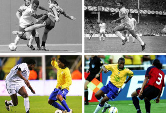 Football : Voici comment et pourquoi les esclaves noirs brésiliens ont créé « le dribble »