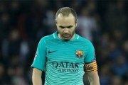 FC Barcelone : après le départ de Neymar, le président du club s'attaque au cas Iniesta !