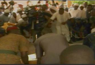 (Vidéo) Obsèques de Salifou Diallo : Une inhumation empreinte d'émotion ce 25 aout 2017 a Ouahigouya