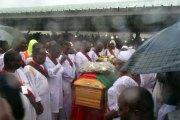 Salifou Diallo: retour pluvieux à la maison
