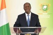 Présidentielle 2020 en Côte d'Ivoire: Alassane Ouattara rassure les uns et les autres