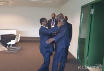 Côte d'Ivoire-Burkina : Depuis Paris, Soro révèle s'être réconcilié avec Salif Diallo avant sa mort