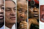 Ces présidents africains poursuivis ou condamnés à la fin de leur mandat