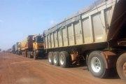 """Burkina : les chauffeurs routiers du Burkina dénoncent """"la poursuite des rackets de la part de la police, de la gendarmerie et des maires''"""