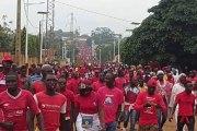 Peur et tension au Togo: la population a décidé de chasser Gnassingbé