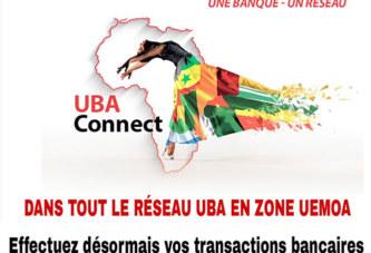 Zone UEMOA : UBA lance sa solution de transactions transfrontalières UBA CONNECT