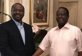 Côte d'Ivoire : Le PDCI sauve Guillaume Soro d'un coup d'Etat du RDR