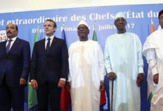 G5 Sahel: quand Washington pousse les 5 pays à la mendicité !