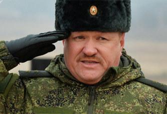 Russie: Mort d'un général russe dans des tirs des terroristes de Daech en Syrie