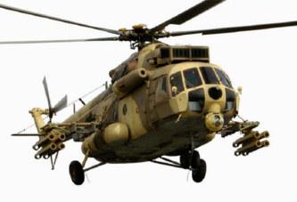 Le Burkina Faso commande deux hélicoptères Mi-171Sh à la Russie