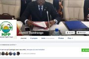 Burkina Faso: La journaliste Caroline Ouanré victime de chantage sur facebook, le profil