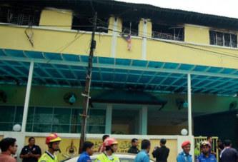 Malaisie : 22 élèves et deux professeurs meurent dans l'incendie d'une école