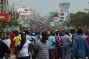 Togo: Marée humaine à Lomé pour réclamer l'alternance politique et coupure du réseau internet